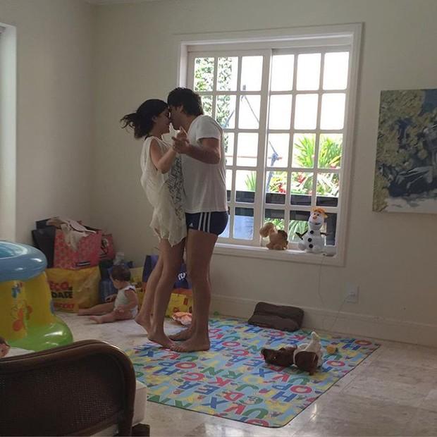 Vanessa Giácomo comemora um ano de casada (Foto: Reprodução/Instagram)