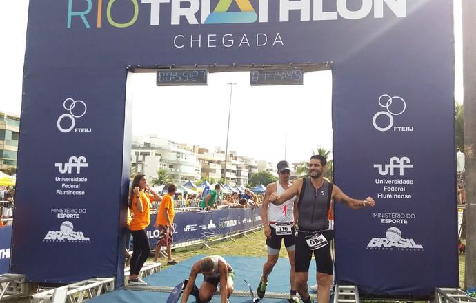 EuAtleta - Rio Triathlon galeria Bernardo (Foto: Renata Domingues)