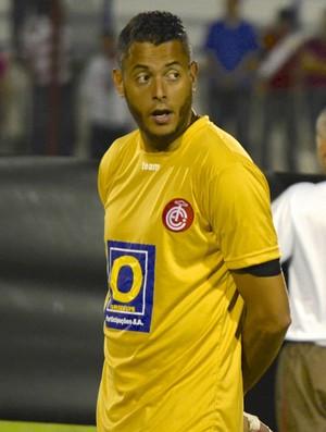 Fernando Henrique e Marcelinho Paraíba (Foto: Greik Pacheco/Inter de Lages)