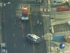 Atropelamento deixa ferido na Avenida Paulo VI, em Salvador