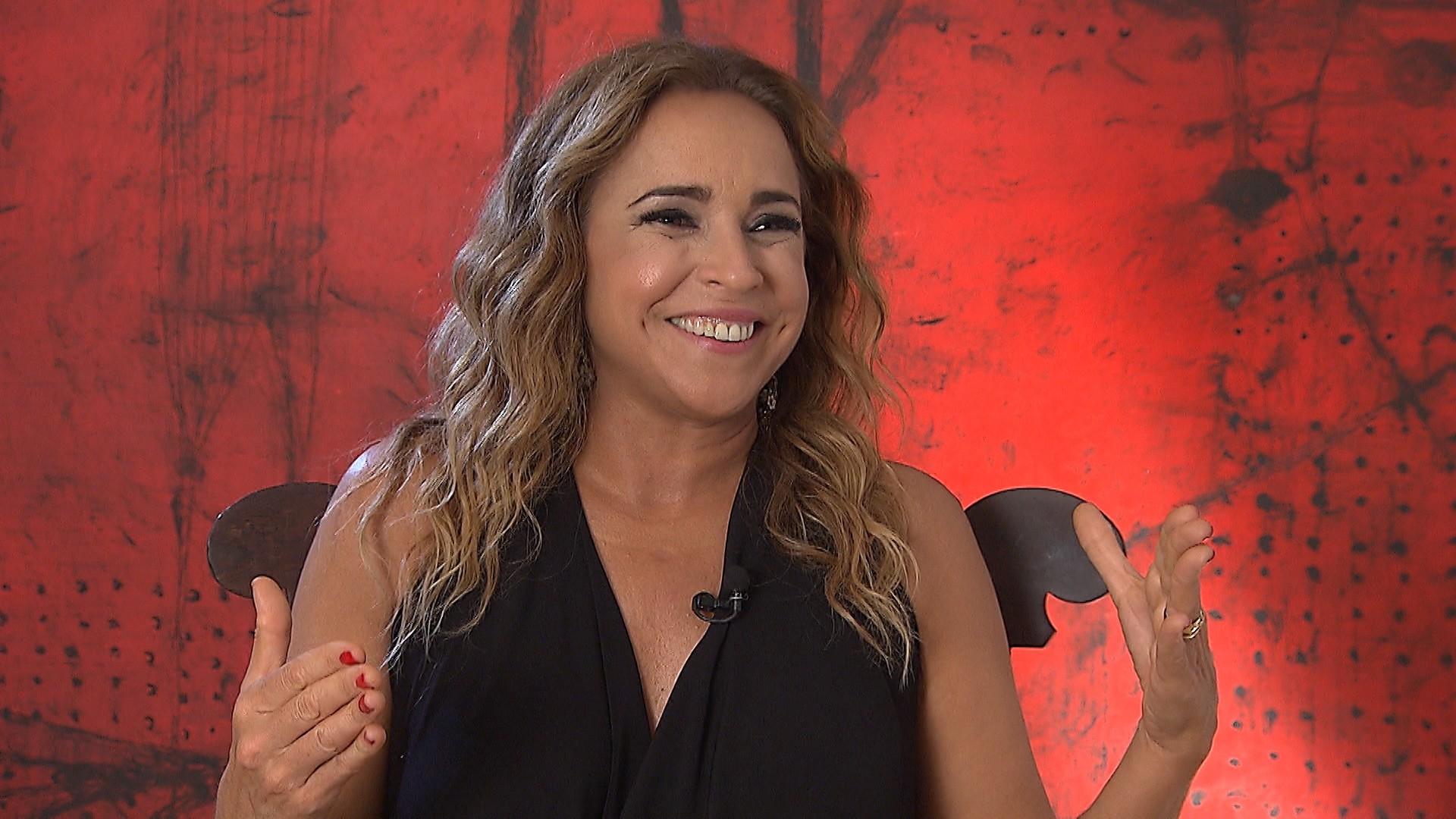 Série Em Off traz na estreia uma entrevista com a cantora Daniela Mercury (Foto: Divulgação)
