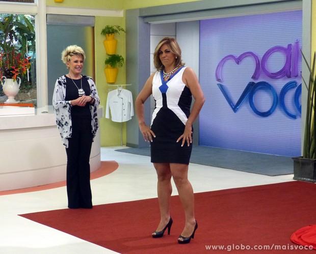 Mais Você- Você mais Poderosa Djane (Foto: Mais Você / TV Globo)