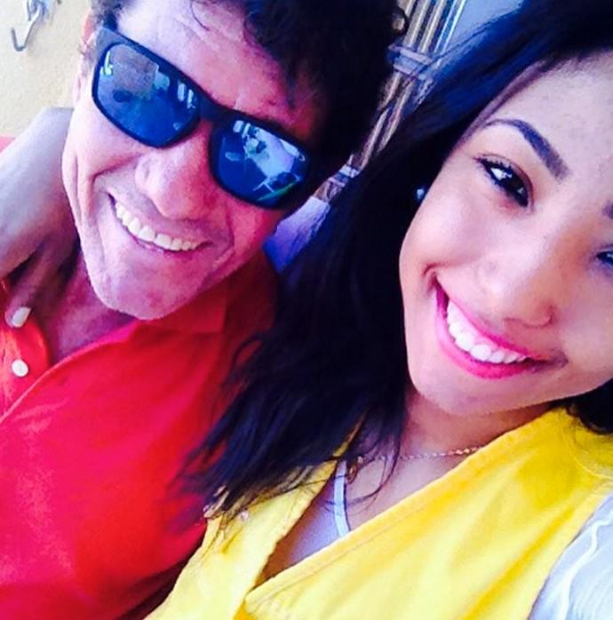 Adna e Edio The Voice Brasil  (Foto: Reprodução/ Redes Sociais)