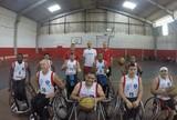 Com 2 triunfos no Paulista, basquete sobre rodas de PP vai à Série Bronze