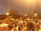 Evento cultural a favor da democracia é realizado em Porto Alegre