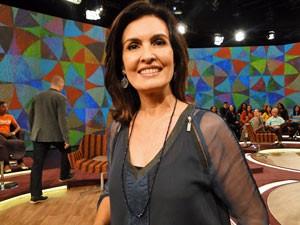 Detalhes da blusa soltinha de Fátima (Foto: Encontro com Fátima Bernardes/TV Globo)