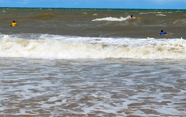 Surf nu, 6ª edição do Tambaba Open de Surf Naturista, Praia de Tambaba, Paraíba, João Pessoa, Surf (Foto: Richardson Gray / Globoesporte.com/pb)