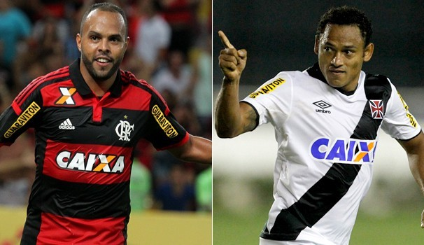 Flamengo x Vasco (Foto: Divulgação/ Globo)