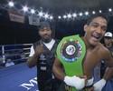 Yamaguchi Falcão defende cinturão latino contra mexicano em dezembro