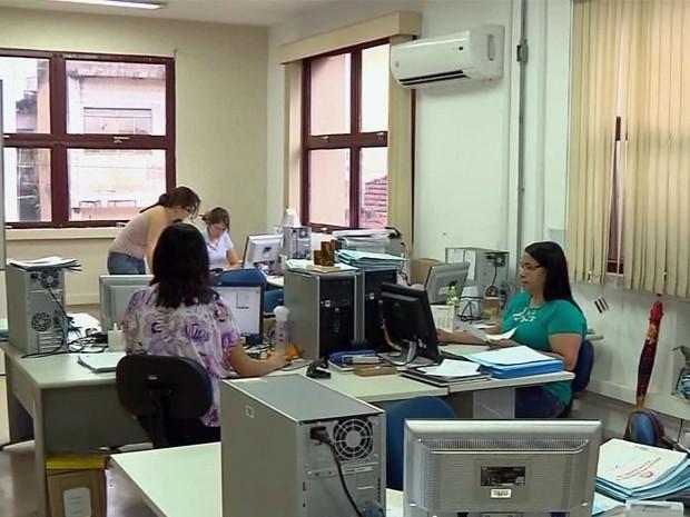 Criação de novas secretarias divide opiniões em Pouso Alegre, MG (Foto: Reprodução EPTV)