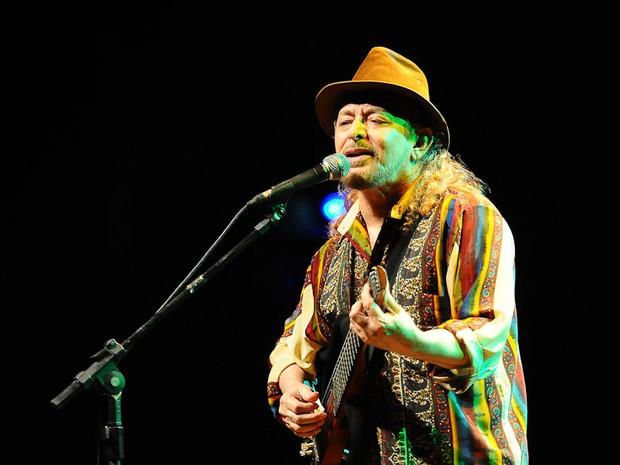 Geraldo Azevedo cantará grandes sucessos e inéditas no show em São Luís (Foto: Divulgação)