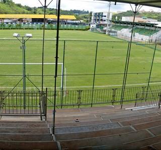 Estádio Domenico Paolo Metidieri (Foto: Marcos Ferreira / Secom Votorantim)