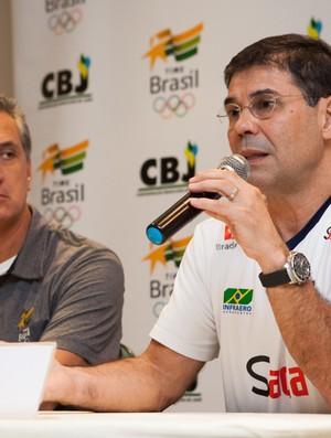 Ney Wilson, da Confederação Brasileira de Judô (Foto: Divulgação/CBJ)