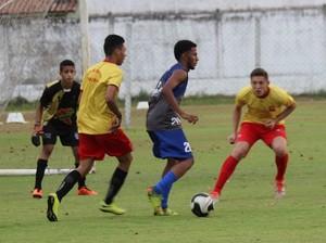 Dom Bosco vence primeiro amistoso (Foto: Olímpio Vasconcelos/Dom Bosco)