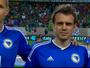 Ex-botafoguense alerta para força da Bósnia e diz que time não é só Dzeko
