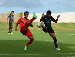 Globo FC x ABC - sub-19 (Foto: Canindé Pereira/Divulgação)