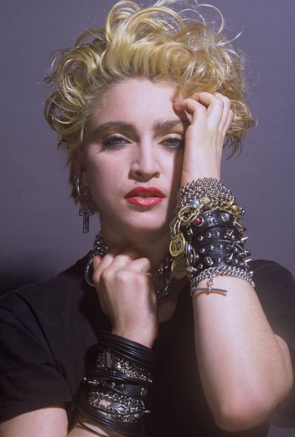 Madonna faz 59 anos (Foto: Getty Images)