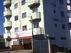 Moradores de prédio interditado em Juiz de Fora fazem manifestação