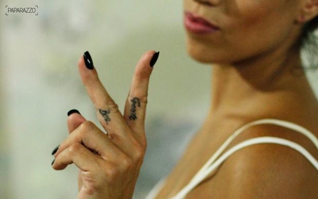 Juliana Dias  (Foto: Anderson Barros / Paparazzo)