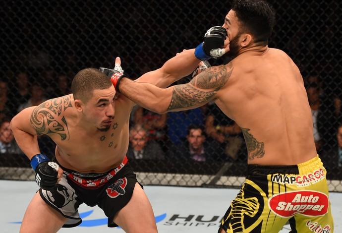 Brad Tavares Robert Whittaker, UFC: Hunt x Miocic (Foto: Getty Images)