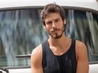 Modelo Lucas Bernardini estreia na TV em 'A Cara do Pai': 'Frio na barriga'
