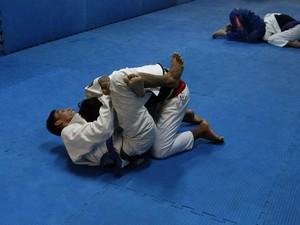 Jiu-jitsu Mato Grosso (Foto: Divulgação)