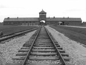 Campo de concentração de Auschwitz (Foto: Reprodução)