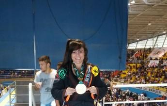 Fafá Pereira é campeã Brasileira de Jiu-jítsu em SP; agora foco é o Mundial
