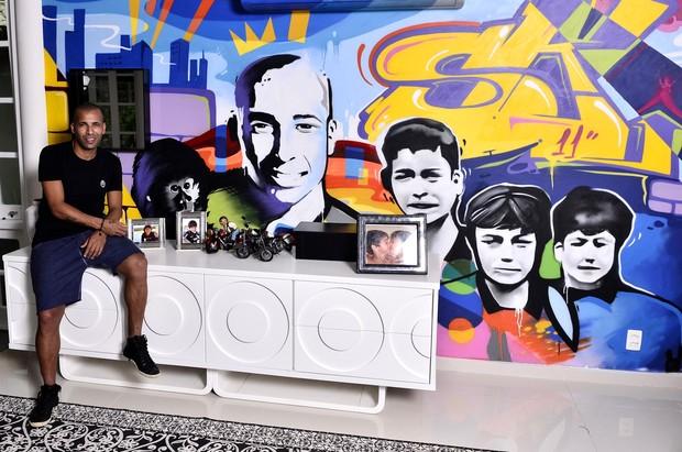 Galeria Emerson Sheik posa para o EGO (Foto: Roberto Teixeira / EGO)