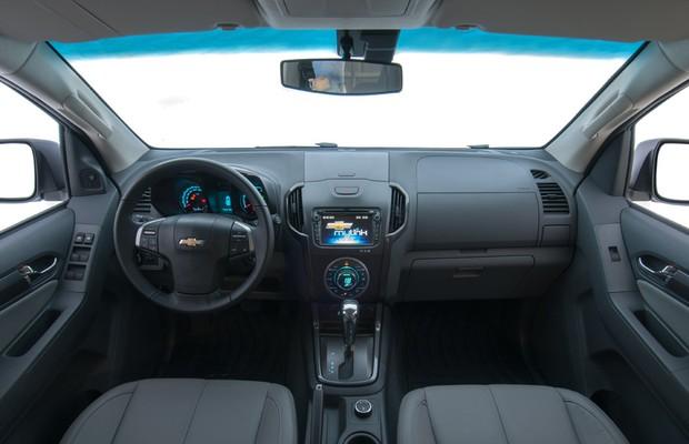 Chevrolet S10 LTZ (Foto: Divulgação)