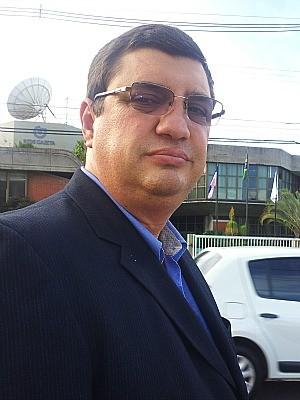 Coronel aposentado é o interventor da Igreja Maranata no Espírito Santo. (Foto: Victória Varejão/ G1 )