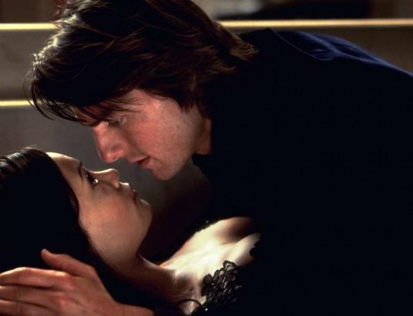 Tom Cruise e Thandie Newton fizeram o par romântico de 'Missão Impossível 2' (2000) (Foto: Divulgação)