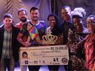 Grupo de Rondonópolis é campeão de Festival de Quadrilhas de MT