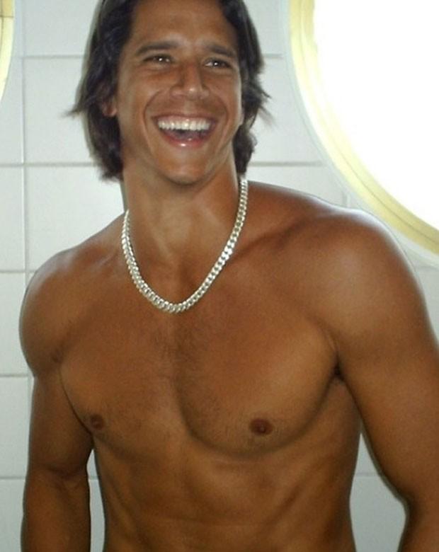 Marcio mostrou foto novinho (Foto: Reprodução Instagram)