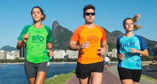 kit da prova (Thiago Diz Photography / Maratona do Rio)