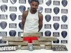 Homem é preso com 10 kg de maconha em Santa Inês, MA