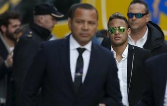 Justiça da Espanha rejeita recursos de envolvidos na transferência de Neymar