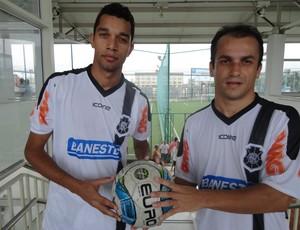 Alan Gato e Rafinha, Rio Branco-ES/Projecta (Foto: Richard Pinheiro)