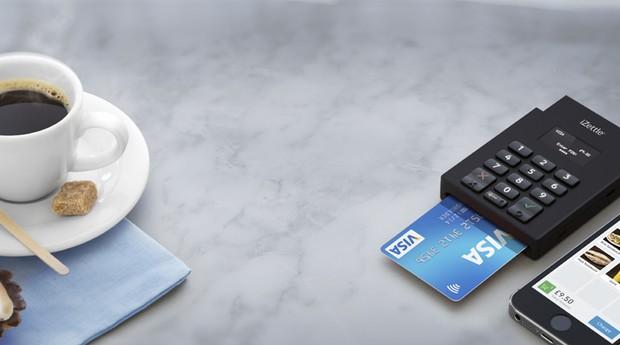Com o iZettle, pagamento por cartão chega ao celular  (Foto: Divulgação)
