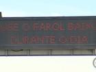Setenta motoristas são multados por deixar de usar farol de dia na Dutra