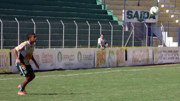 Arnaldo, lateral do Mirassol (Foto: Vinicius de Paula/Mirassol FC)