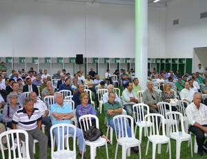 Eleição do Conselho Deliberativo do Goiás (Foto: Divulgação)