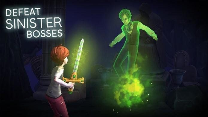 Game de aventura é destaque com gráficos incríveis (Foto: Divulgação)