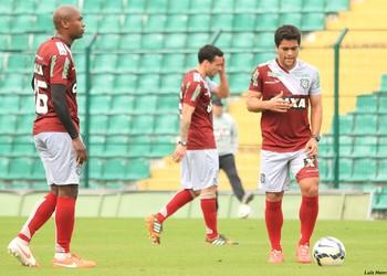 Kleber Figueirense (Foto: Luiz Henrique/Figueirense FC)