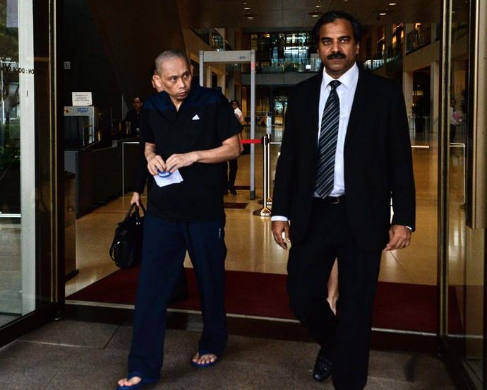 Dan Tan Tan Seet Eng Manipulação de resultados fultebol (Foto: Agência AFP)