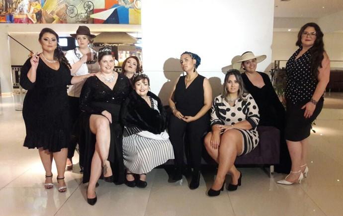 """""""Sim sou diva"""" tem ações de empoderamento feminino (Foto: RBS TV/Divulgação )"""