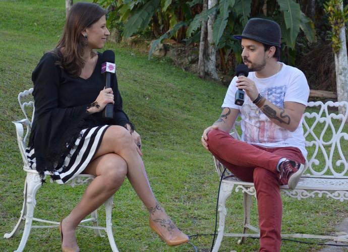 Mistura com Camille Reis (Foto: Sandro Machado/Divulgação)