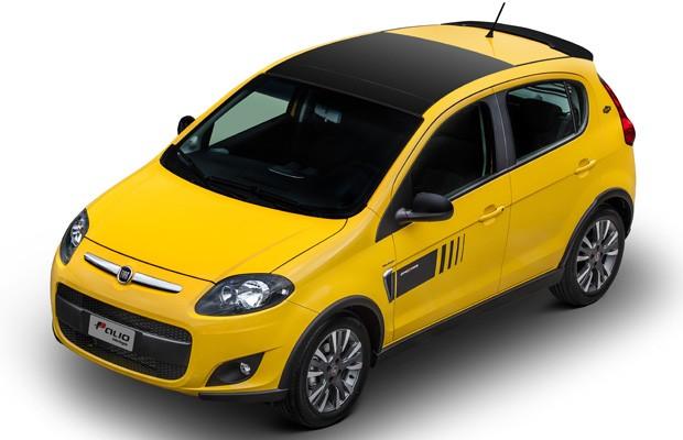 Fiat Palio Sporting (Foto: Divulgação)