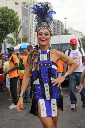 Juliana Paes (Foto: Wallace Barbosa/AgNews)