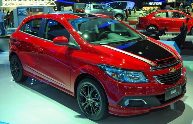 Chevrolet Onix (Foto: Flavio Moraes/G1)